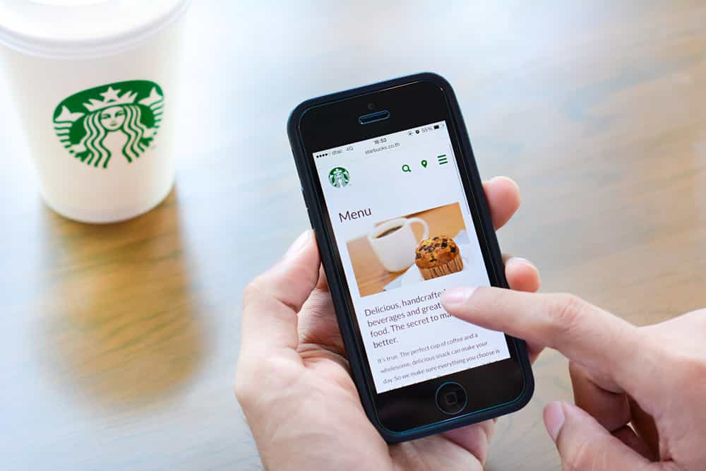 Starbucks-foodpanda