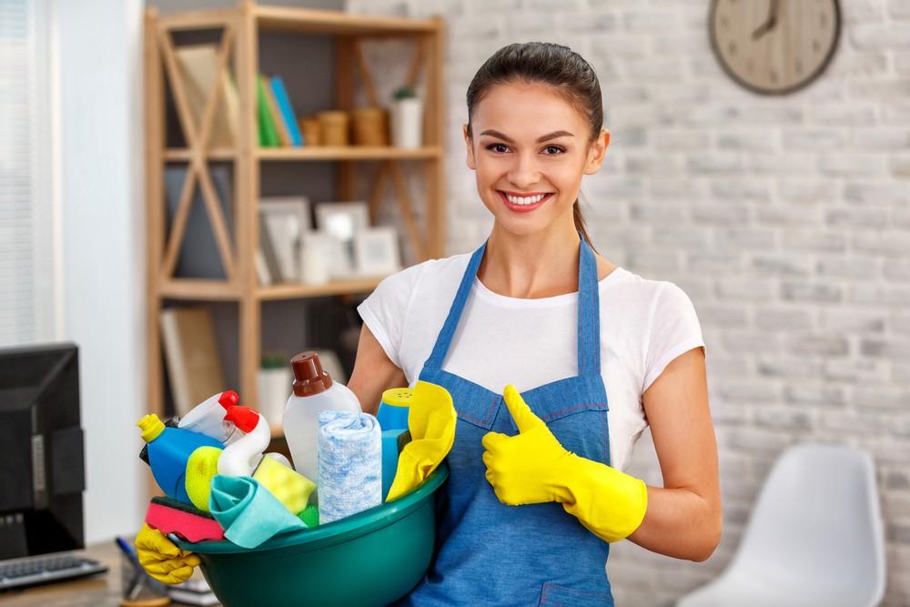 แม่บ้าน-รับทำความสะอาดบ้าน