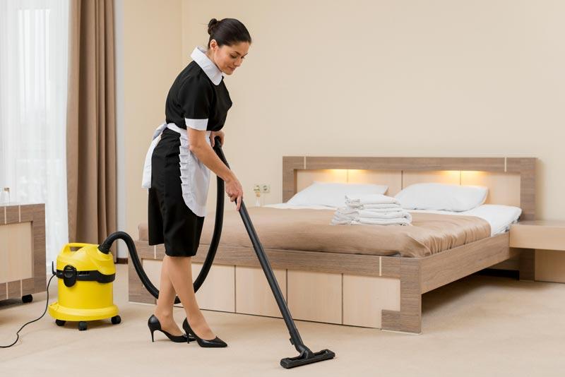 แม้บ้าน-ทำความสะอาด